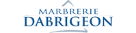 Logo de Marbrerie DABRIGEON partenaire du team volkanik endurance