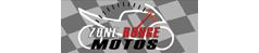 Logo Zonz rouge Motos partenaire du team volkanik endurance