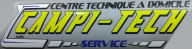 Logo campi tech partenaire du team volkanik endurance